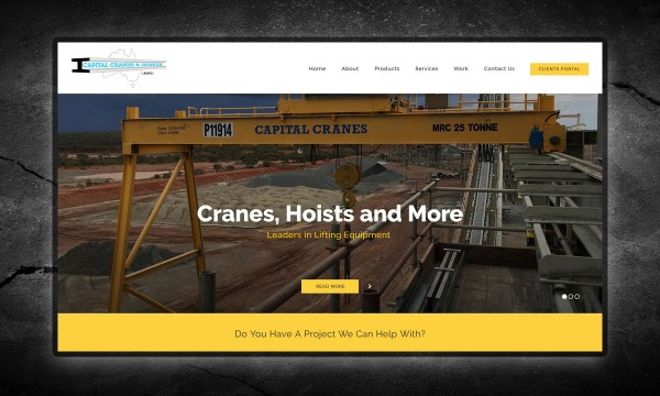 Capital Cranes & Hoists