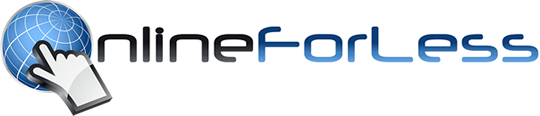 OnlineForLess Mobile Retina Logo